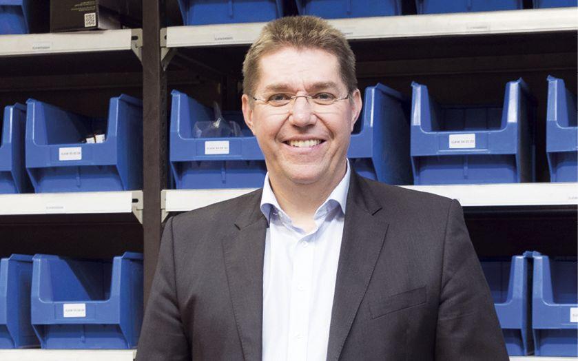 Geschäftsführer Georg Delker