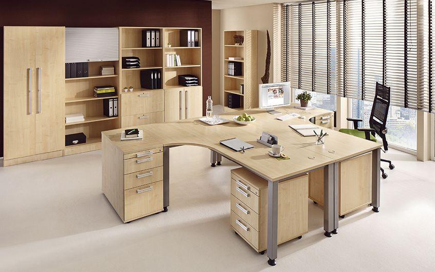 Ein komplettes Büro gefällig? Kein Problem für UDO BÄR