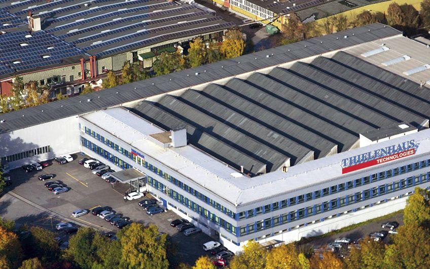 Thielenhaus Technologies: Thielenhaus Technologies ist Weltmarktführer