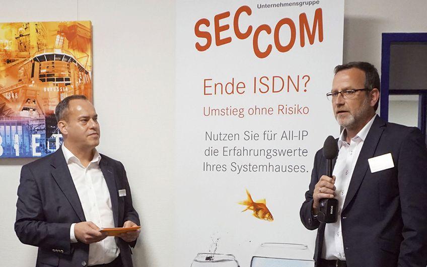 SEC-COM: SEC-COM Hausmesse 2018