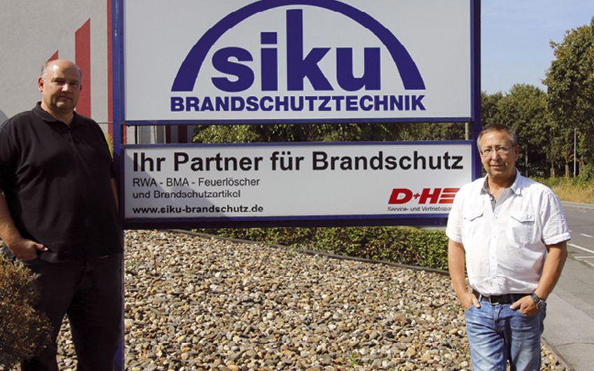 SIKU Brandschutztechnik