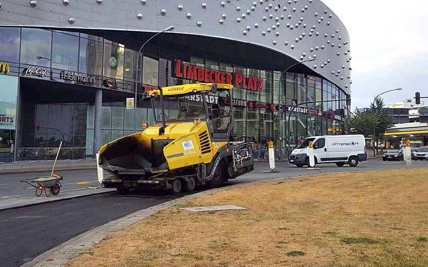 Straßenbau-Union: Flexibler Straßenbau aus Essen