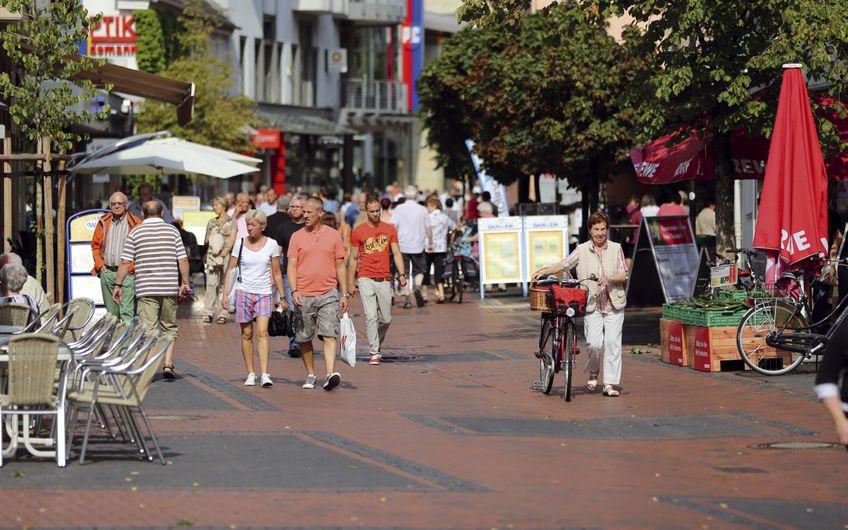Einkaufsstadt  Hilden