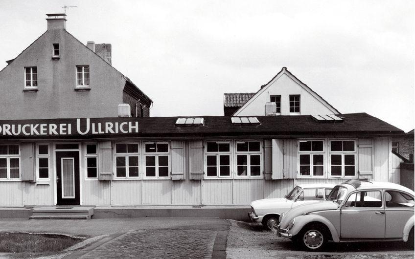 Hermann Ullrich: 120 Jahre Drucktradition