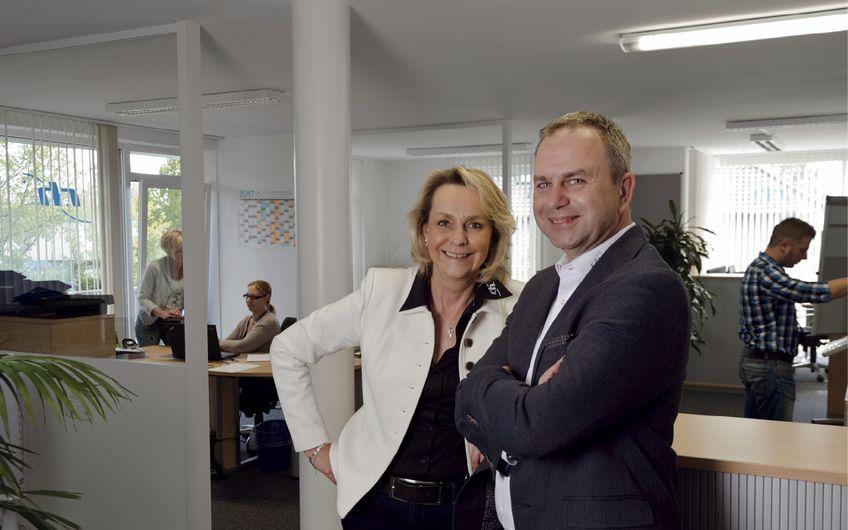 Katja Hochkeppel und Maik Oliver Ulbrich