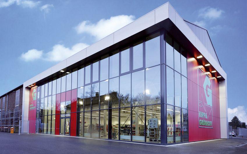 Kipp & Grünhoff: Ihr Bauspezialist für Renovierung, Modernisierung und Neubau