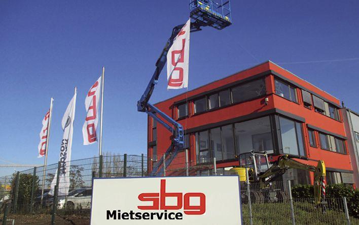 SBG Schauenburg Baumaschinengesellschaft: SBG Schauenburg Baumaschinengesellschaft