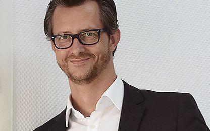 Geschäftsführer Andreas Weber
