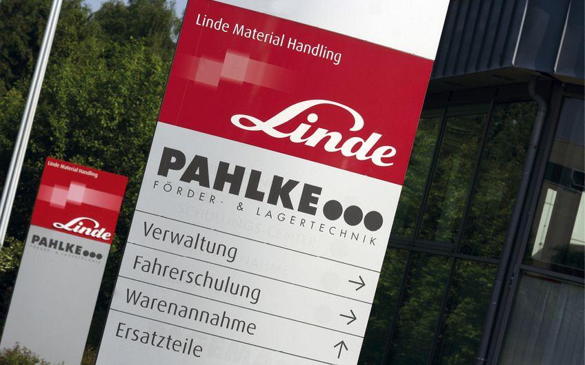 Pahlke hat sich vom klassischen Handels- und Serviceunternehmen zum Anbieter ganzheitlicher Materialflusslösungen entwickelt