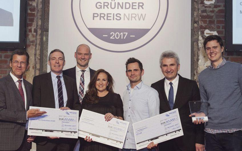 NRW Bank: NRW schreibt hoch dotierten Gründerpreis aus