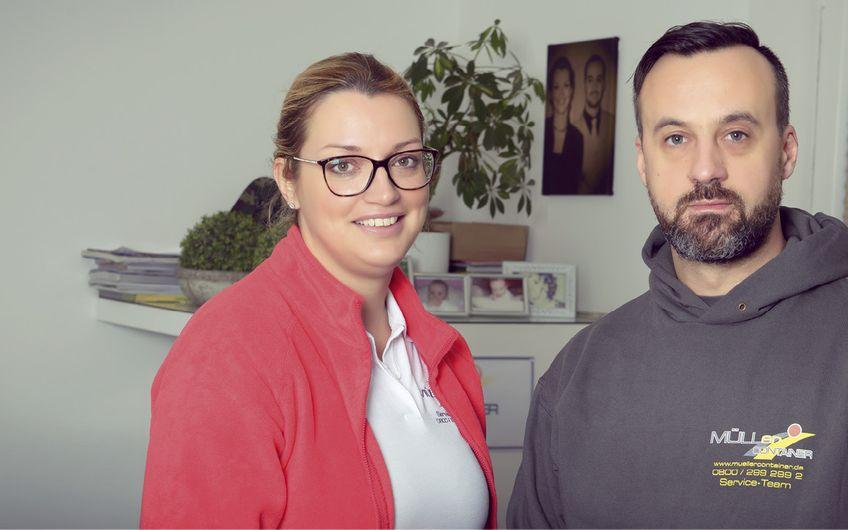 Natalie und Svetolik Manojlovic