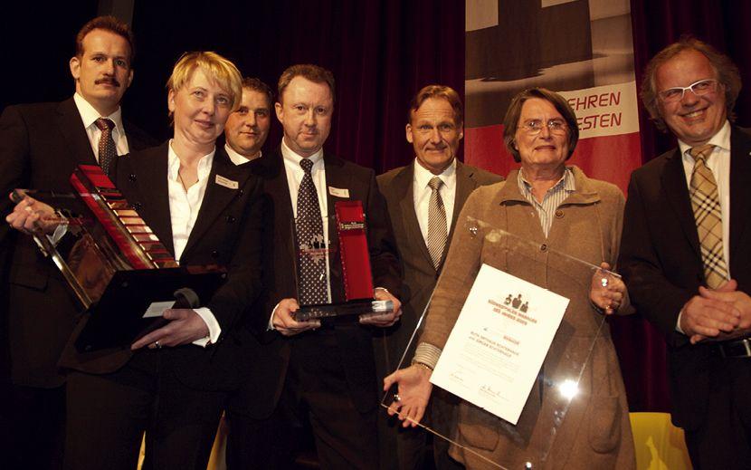 Bereits seit 2009 verleiht der SÜDWESTFALEN MANAGER die Auszeichnung MANAGER DES JAHRES