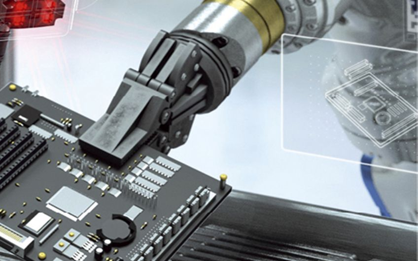 Automationsbranche: Mensch, Roboter!