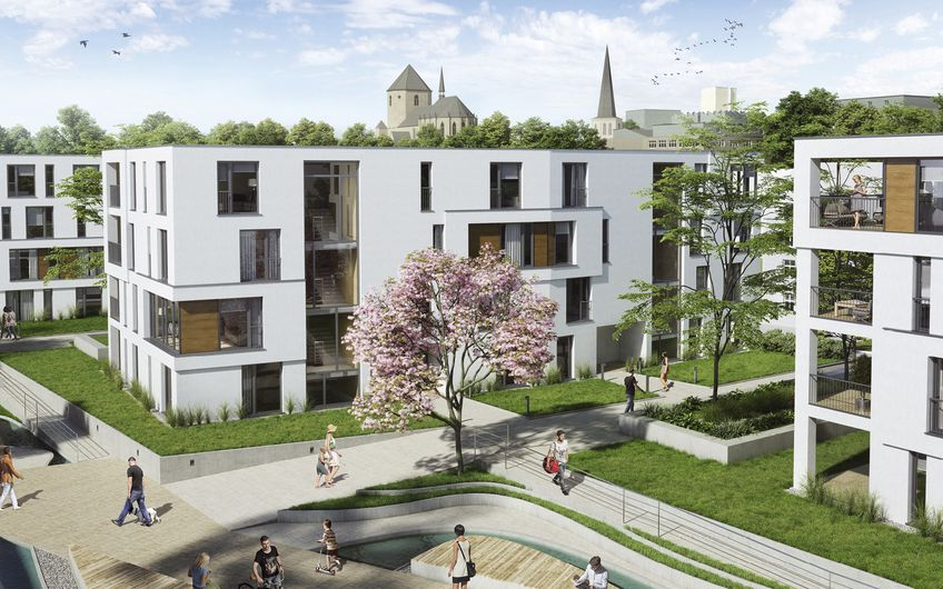 """Dr. Schrammen Architekten BDA: """"Der Mensch im Mittelpunkt"""""""