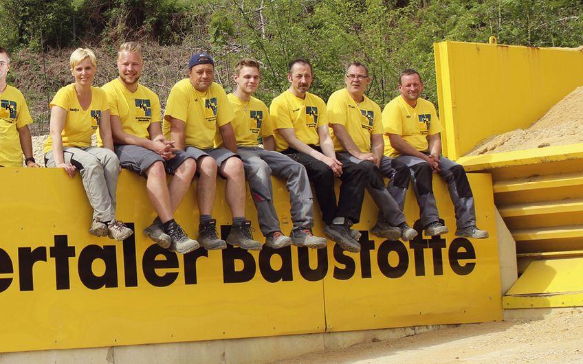 Hammertaler Baustoffe: Leidenschaft für Baustoffe