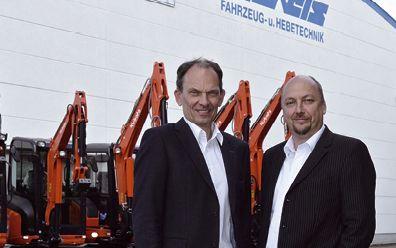 Michels: Michels Bau- und Industriemaschinen