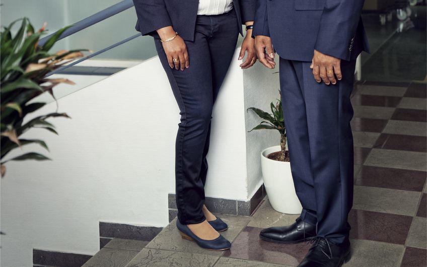Unternehmer Ehepaar Anusha & Pathmanathan Siva