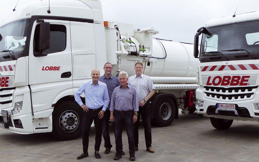 """Rosier Gruppe (Rosier Holding GmbH): """"Schnell, zuverlässig, flexibel"""""""