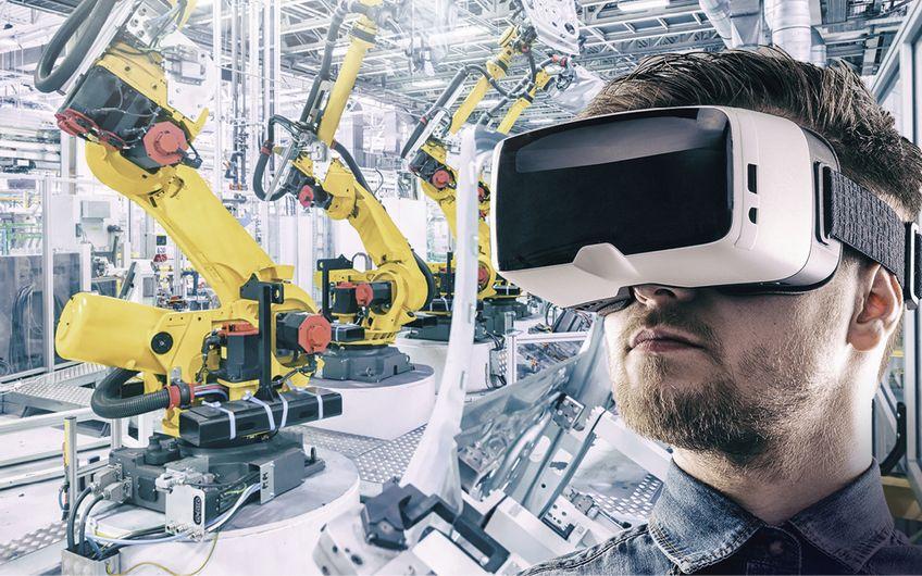 Virtual Reality für  den Mittelstand