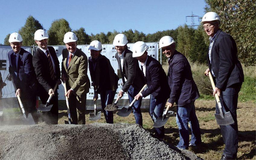 FREYLER Industriebau: Freyler Konzepttag:  Aller Anfang sind Sie!