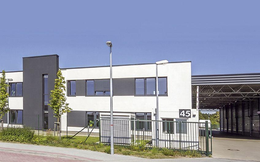 Zeitungsdruckerei WAZ Braunschweig