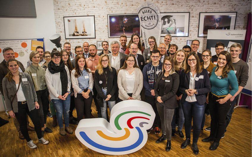 UTOPiA 2016: Jugendliche Impulse  für die Zukunft der Region