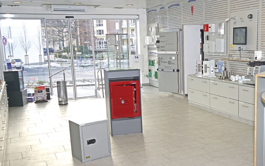 Schumann GmbH mechanische & elektronische Sicherheitstechnik: Auf der sicheren Seite