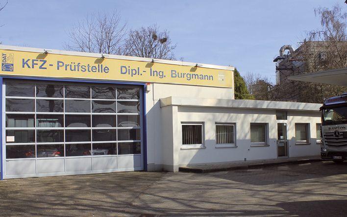 Ingenieur- und Sach- verständigenbüro Burgmann