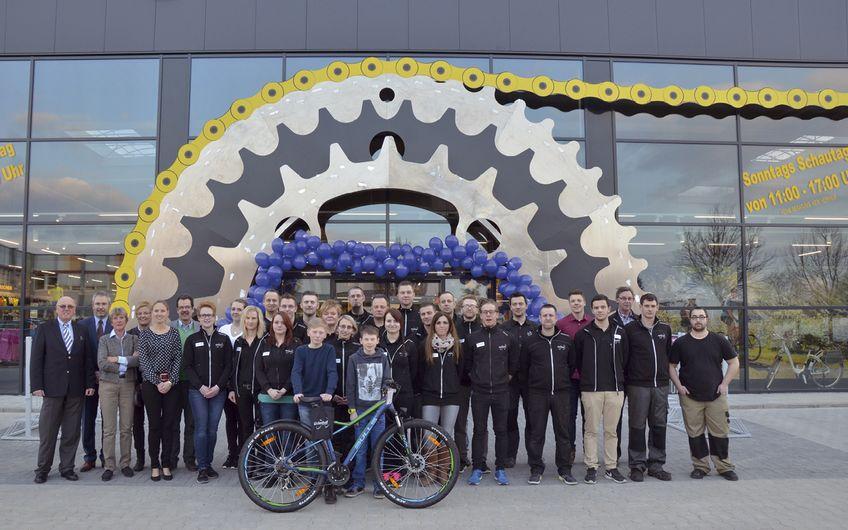 Das 45 Mitarbeiter starke Team von Löckenhoff + Schulte