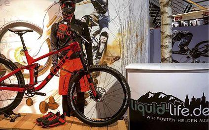 Zweiradwelt Neumann: Fahrrad Neumann und liquidlife.de