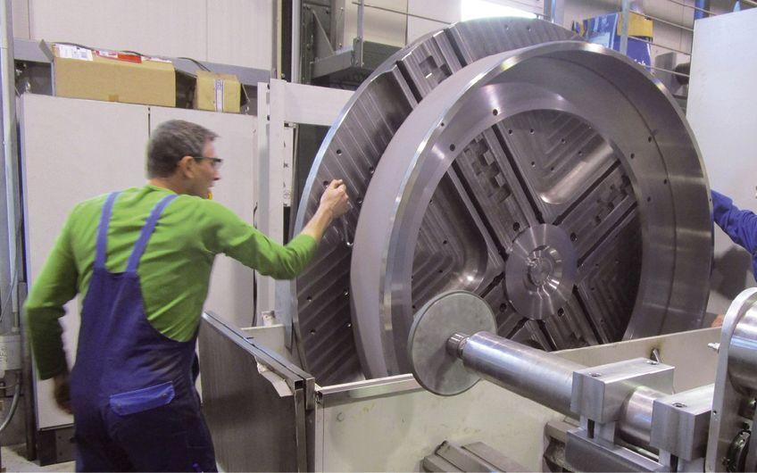 M & P: Lebensmittelmaschinenbau trifft Schienenverkehrstechnik