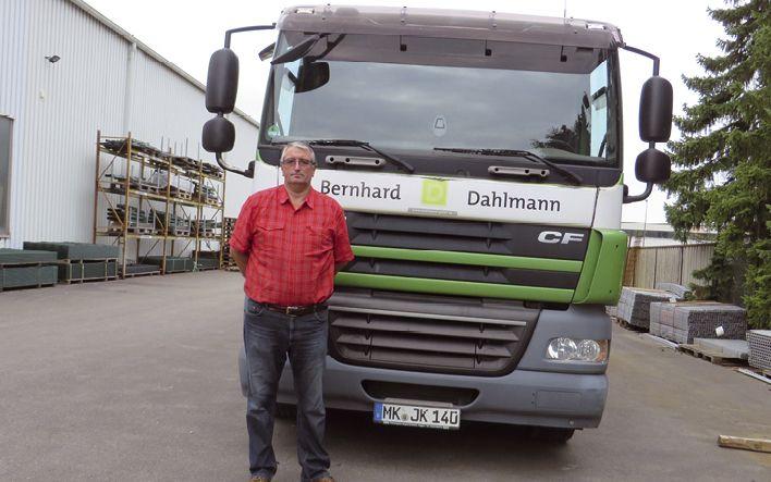 Bernhard Dahlmann: Bernhard Dahlmann