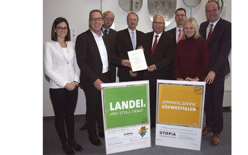 Südwestfalen Agentur GmbH: HSK und Südwestfalen