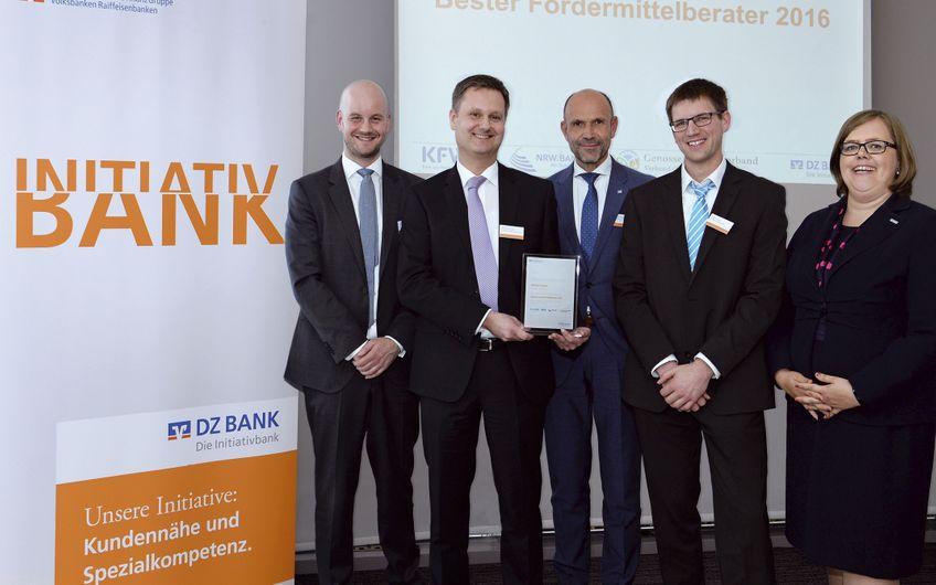 Volksbank im Märkischen Kreis eG: Auszeichnung für Michael Drüppel