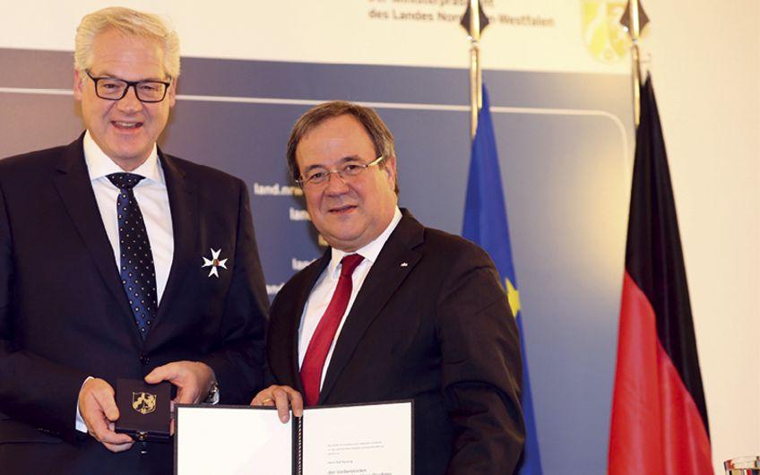 IHK-NRW-Präsident hat wertvolle Impulse für NRW gesetzt
