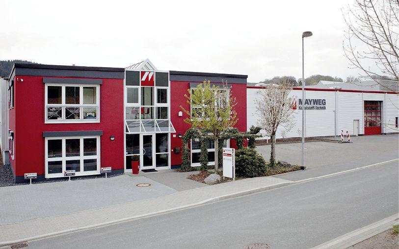"""Werkzeugbau und Kunststoffverarbeitung Mayweg : """"Alles Andere ist Plastik"""""""