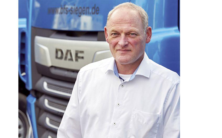 BFS-Geschäftsführer Johannes Hoof