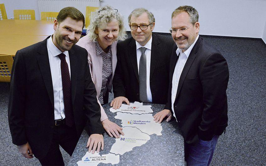 Stadtwerke Fröndenberg GmbH: Netzwerk für mehr Nutzwert