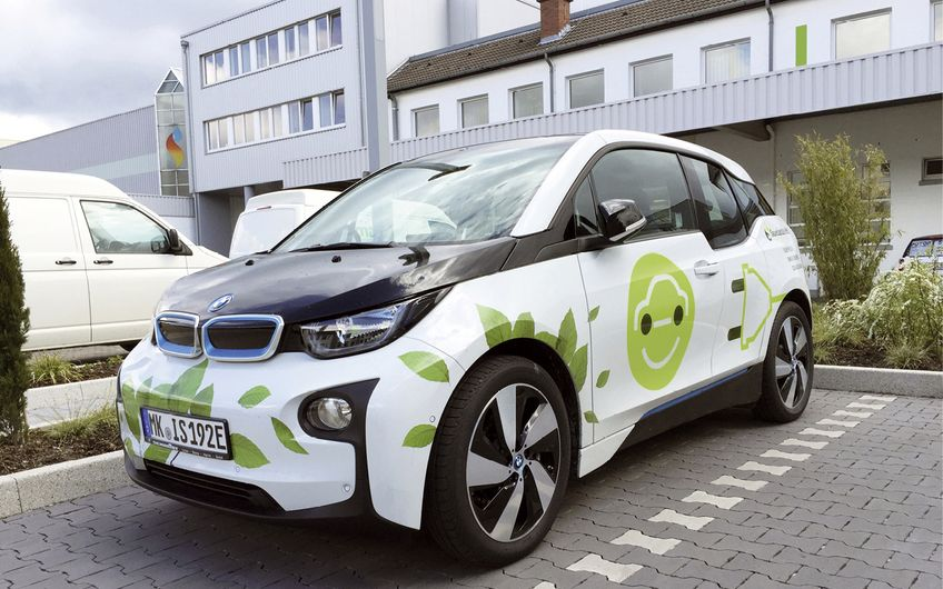 Stadtwerke Iserlohn: SauerlandStrom Mobil