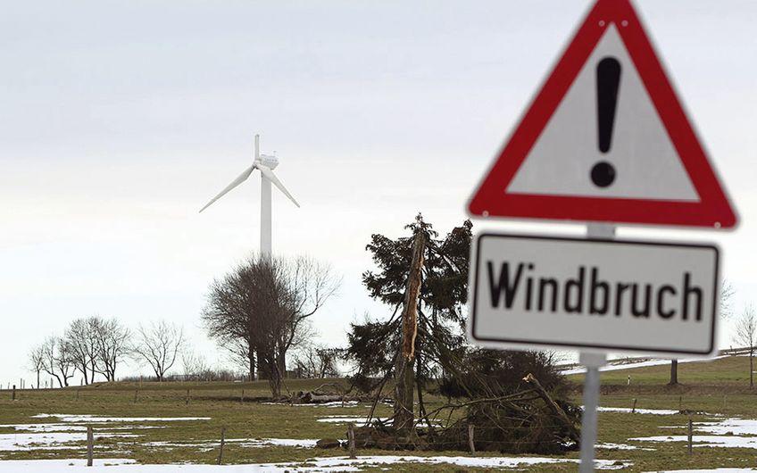 Enser Versicherungskontor: Neue Schadenstatistik: Windenergieanlagen