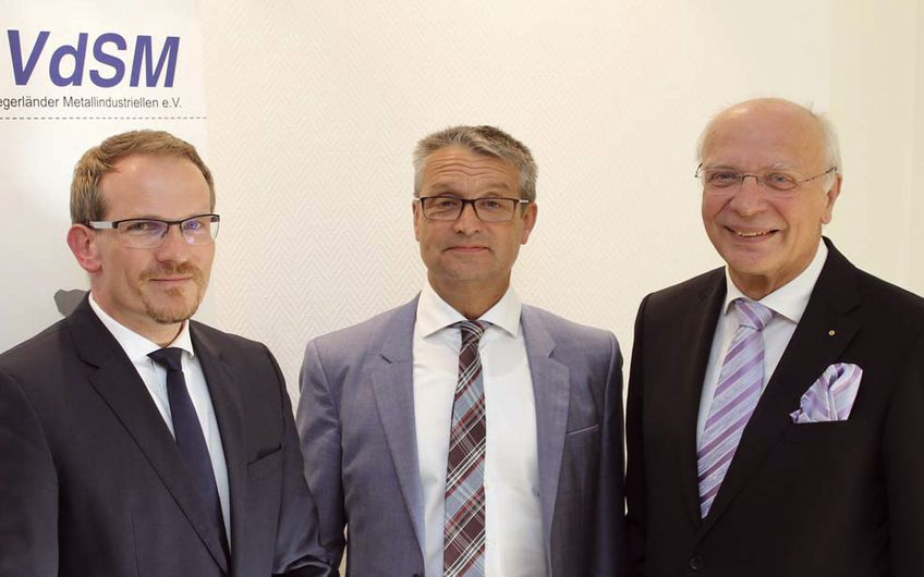 """Unternehmerschaft Siegen-Wittgenstein: """"GroKo kann nicht scheitern …"""""""