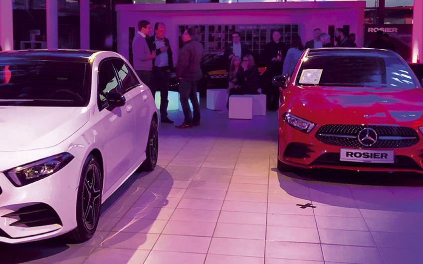 """Rosier Gruppe (Rosier Holding GmbH): """"Hey, Mercedes!"""""""