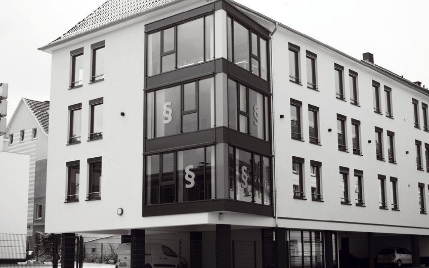 Der Sitz der Familienkanzlei Kleffmann in Hagen
