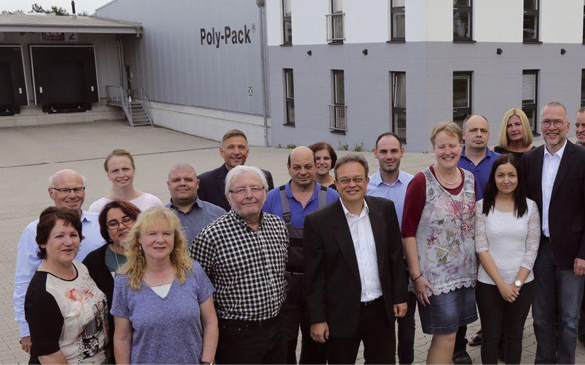 Poly-Pack: Der Mensch steht im Mittelpunkt
