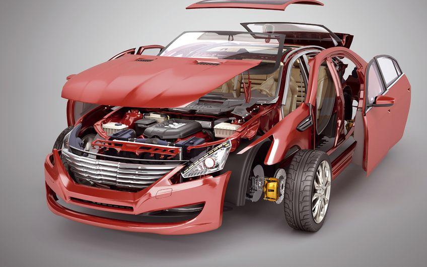 Automotive-Zulieferer (Metall): Der Kampf mit den Pfunden