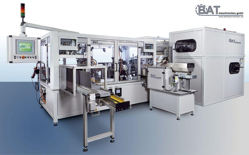 BAT Maschinenbau: Multifunktionale Automation senkt die Produktionskosten nachhaltig