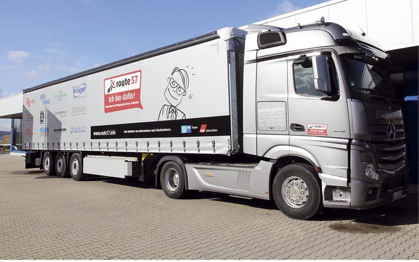 Siegen Logistikbranche: Flaschenhals für  die Wirtschaft