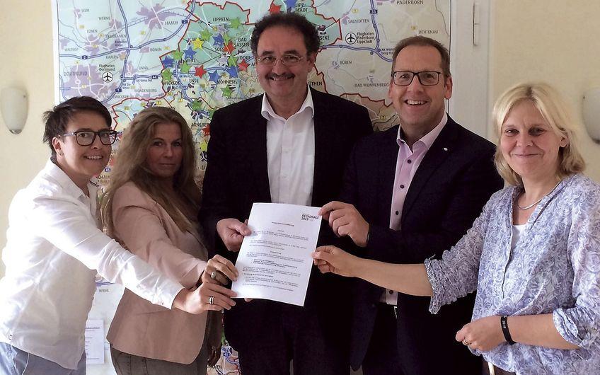 Südwestfalen Agentur: Brancheninitiative Gesundheitswirtschaft Südwestfalen unterstützt Südwestfalen Agentur