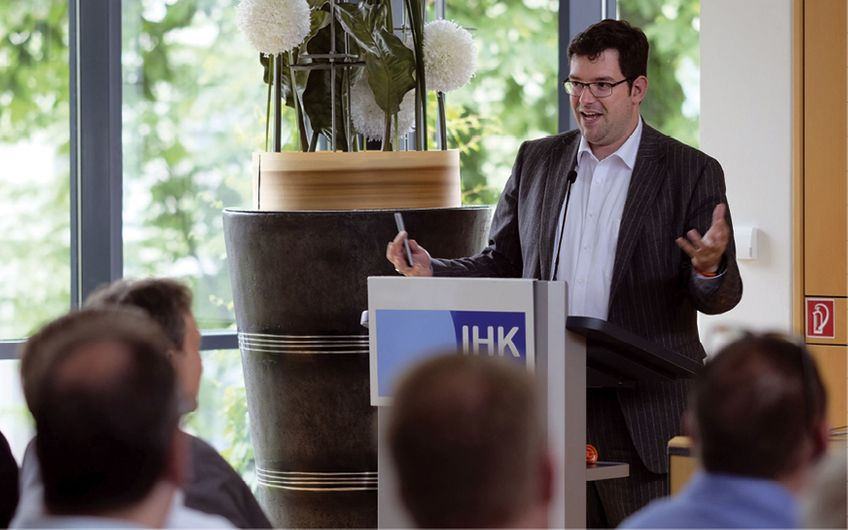 IHK Siegen: Kongress zur Digitalisierung