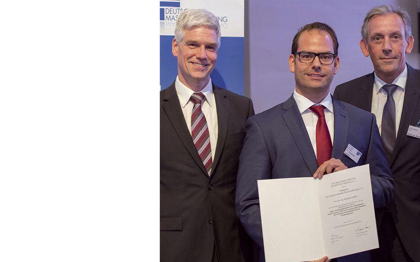 Industrieverband Massivumformung: Förderpreis 2017